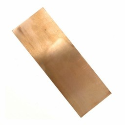 blacha mosiężna, 1mm