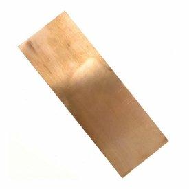 foglio di ottone 1mm