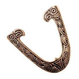 Chape för Viking svärd skidan,Haithabu