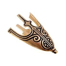 Chape para Viking vaina de la espada,Varbola