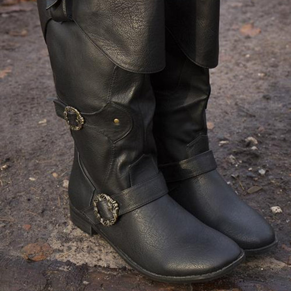 Epic Armoury Pirate boots Kidd