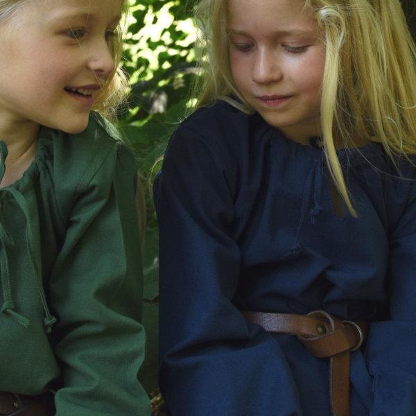 Barn klänning Matilda, blå
