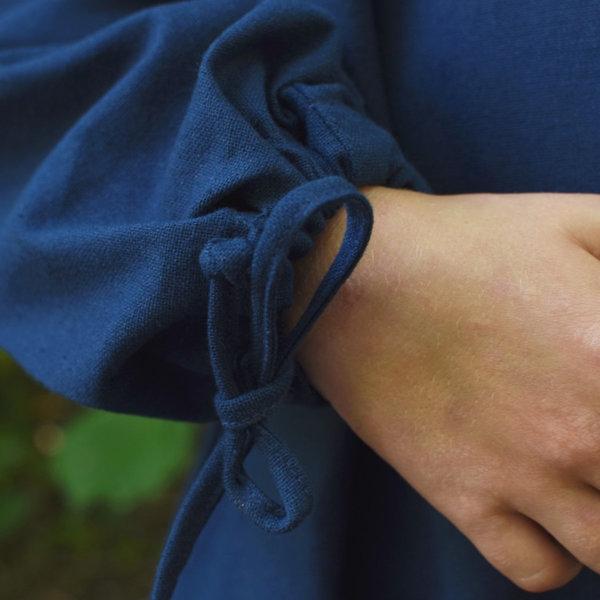 Kinderjurk Matilda, blauw