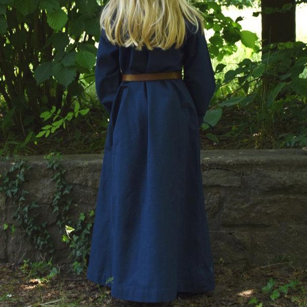 Dzieci ubierają Matilda, niebieski