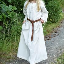 Børn kjole Matilda, naturlig