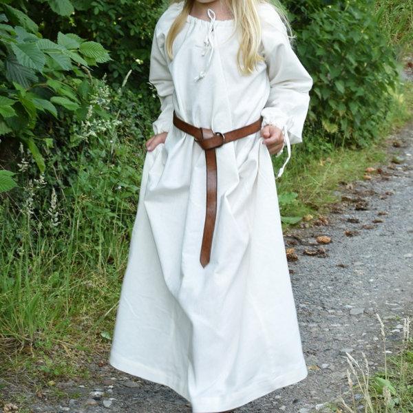 Los niños se visten Matilde, natural