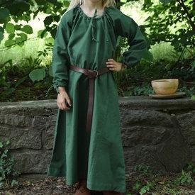 Børn kjole Matilda, grøn