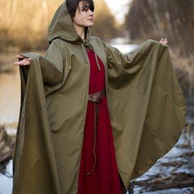 Epic Armoury Średniowieczny płaszcz Terrowin, zielony