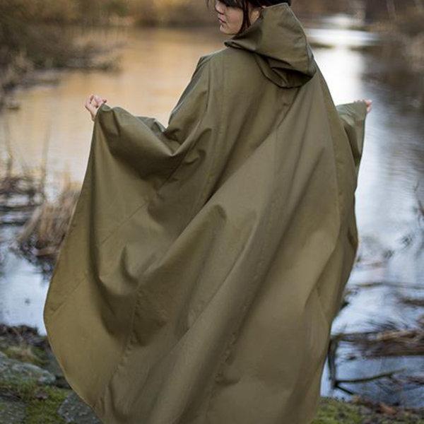 Epic Armoury Middelalderlig kappe Terrowin, grøn