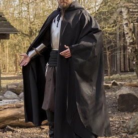 Epic Armoury Medieval cloak Terrowin, black