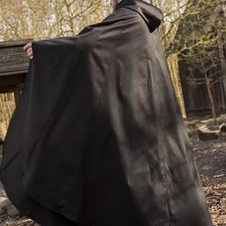 Medeltida kappa Terrowin, svart
