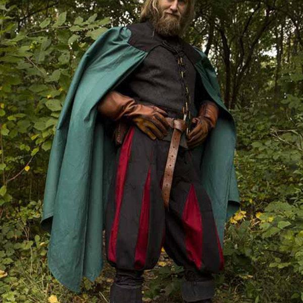 Epic Armoury Cloak Tirion grøn-sort
