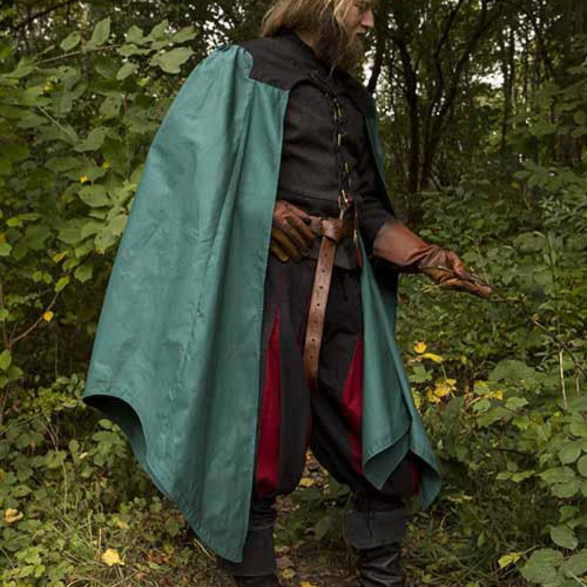 Epic Armoury Mantel Tirion groen-zwart
