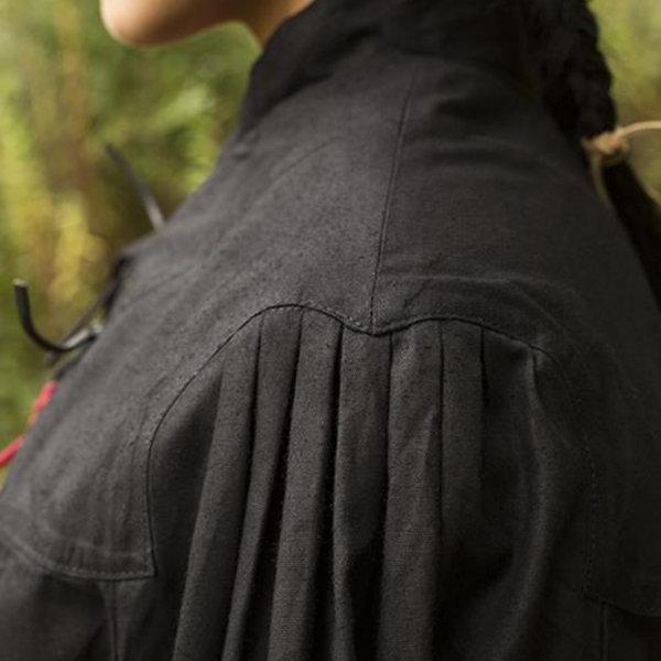 Epic Armoury Cloak Tirion svart