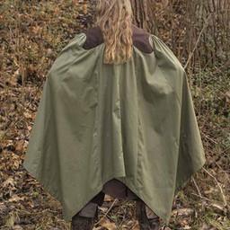 Capa Tirion verde-marrón