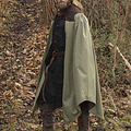 Epic Armoury Capa Tirion verde-marrón