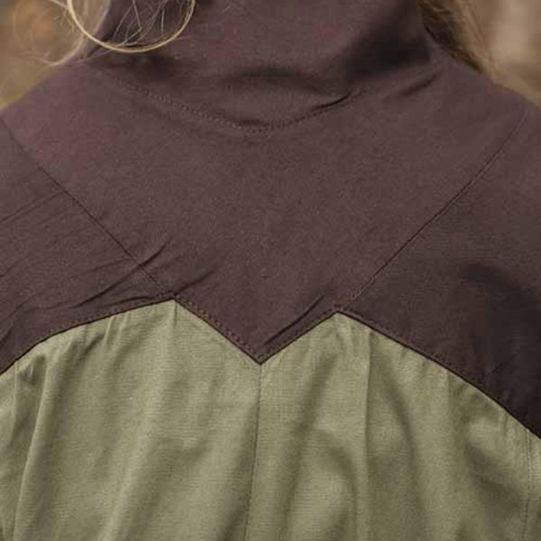 Epic Armoury Cloak Tirion green-brown