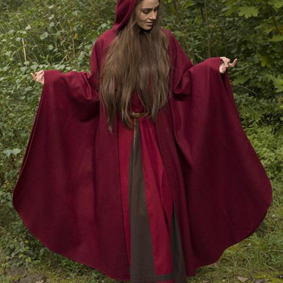 Epic Armoury Lana viajeros de capa roja