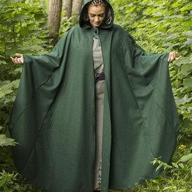 Epic Armoury podróżujący z wełny płaszcz zielony