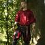 Epic Armoury Chemise Renaissance Cosimo, rouge