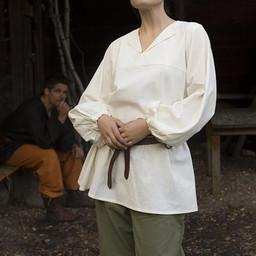 Renaissance shirt Luca, white