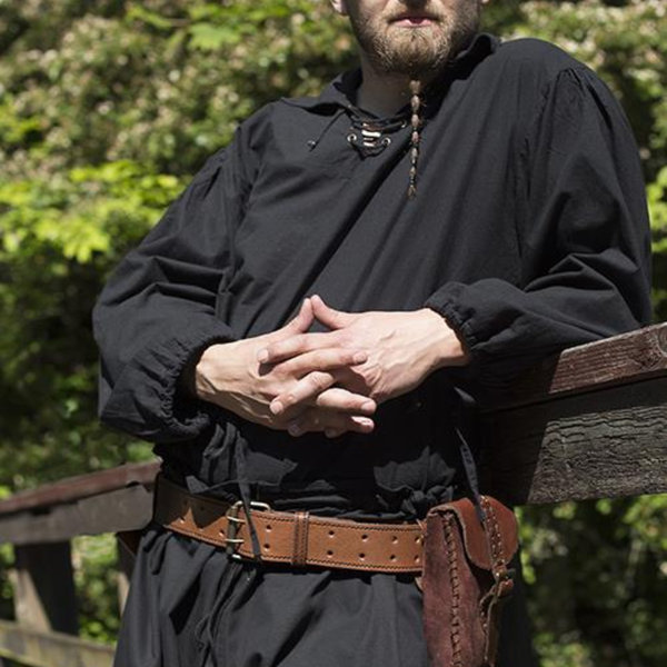 Epic Armoury Shirt Hornigold, black