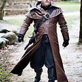 Epic Armoury Leren jas Hellsing, bruin
