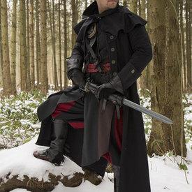 Epic Armoury Coats Hellsing, svart