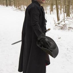 Mantel Hellsing, schwarz
