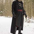 Epic Armoury Abrigo Hellsing, Negro