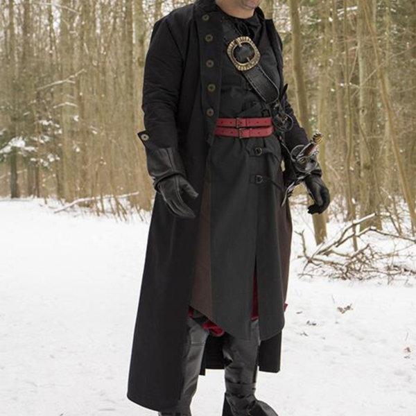 Epic Armoury Mantel Hellsing, schwarz