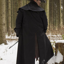 Manteau Hellsing, noir