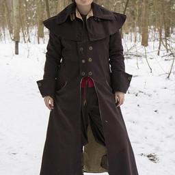Coats Hellsing, mörkbrun