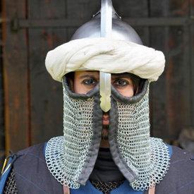 Epic Armoury turban persan, blanc cassé
