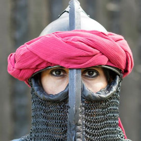 Epic Armoury turban persiana, rosso