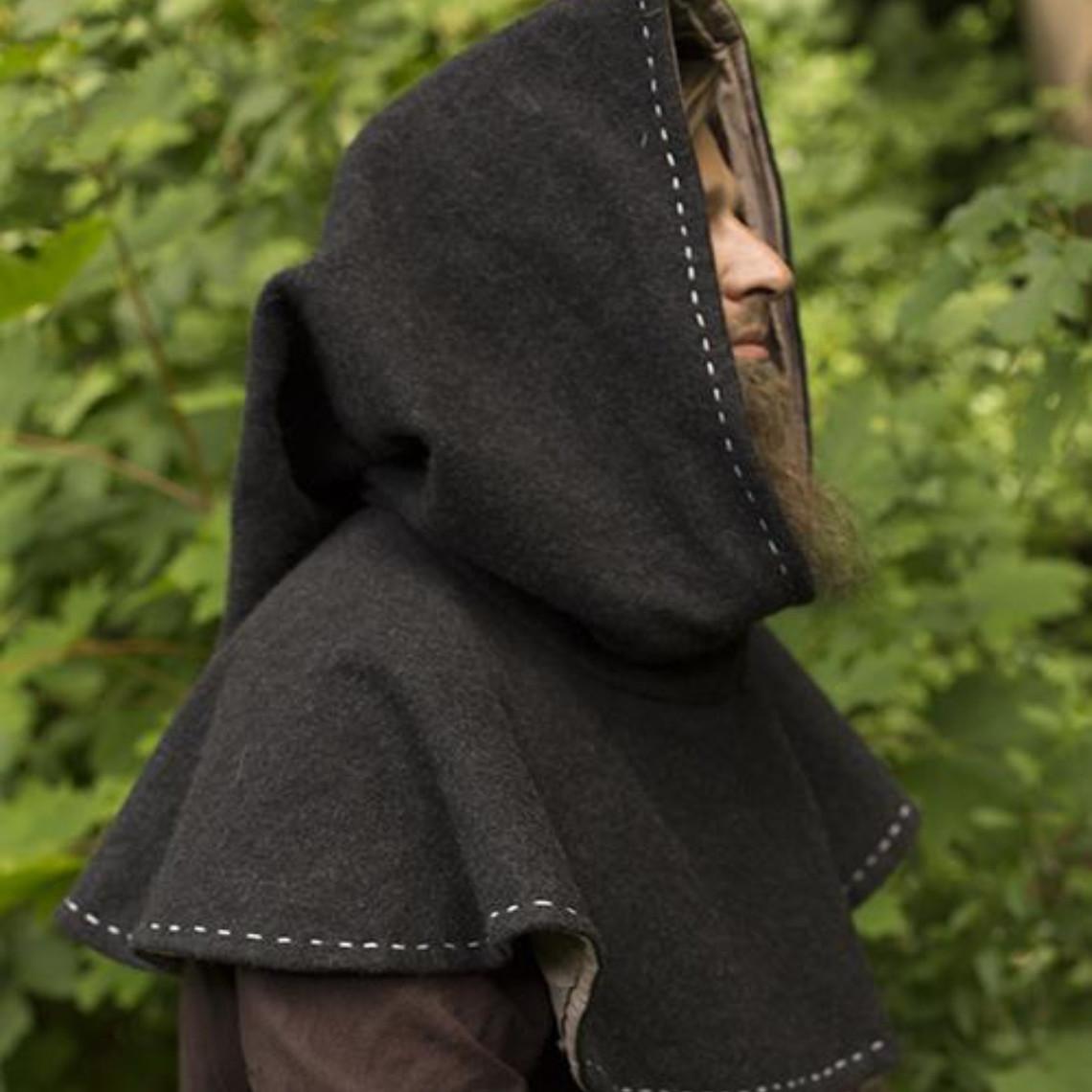 Epic Armoury Średniowieczny opiekun Erhard, ciemnoszary