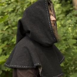 Mittelalterlicher Begleiter Erhard, dunkelgrau