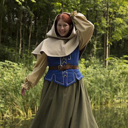 Carabina medieval Erhard, beige.