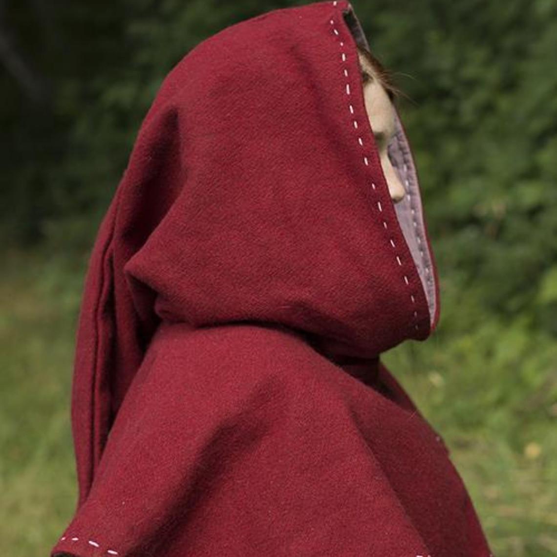 Epic Armoury Mittelalterlicher Begleiter Erhard, rot