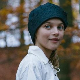 Epic Armoury Wenecka czapka dla dzieci, czarna