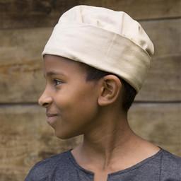 Venetian cap for kids, beige