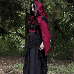 Hood Assassins Creed, red