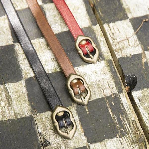 Epic Armoury Cintura rinascimentale Ambrose, rossa