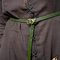 Epic Armoury Cinturón renacentista Ambrose, groen