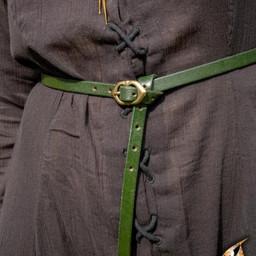 Renaissancegürtel Ambrose, grün