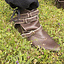 Medieval ankle boots Godfrey, brown