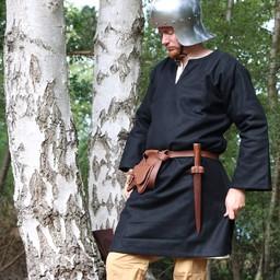 Wełniana tunika Folcart, czarny