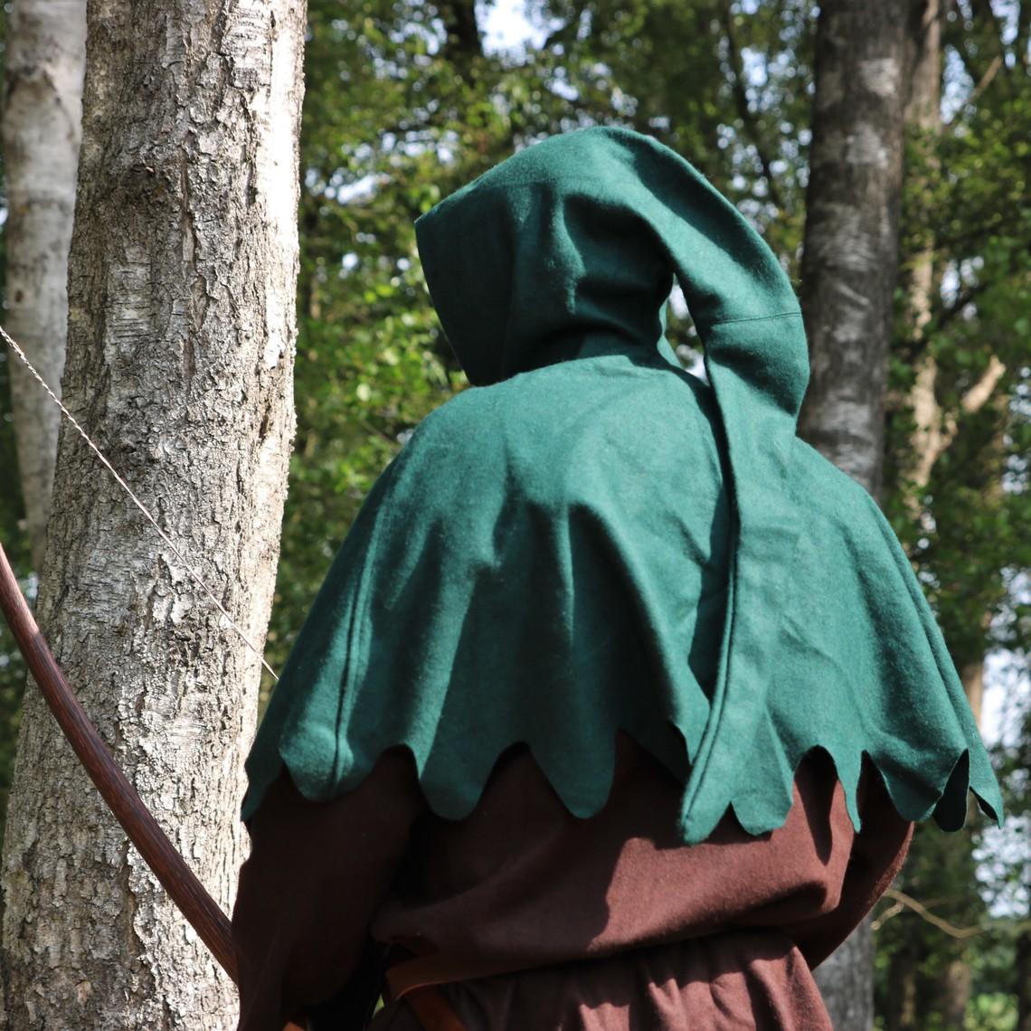 Leonardo Carbone Chaperon de laine, vert