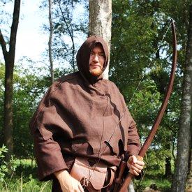 """Marksman mano-prua, 58 """"(147 cm) marrone scuro 40 libbre"""