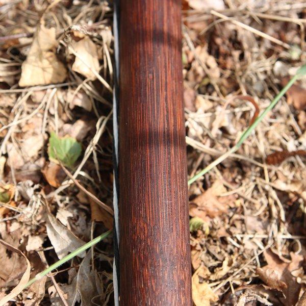 """Skytte hånd-sløjfe, 58"""" (147 cm) mørkebrun 40 lbs"""